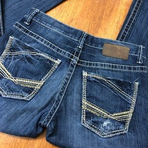 MEN'S BKE Denim Jake Straight 29R